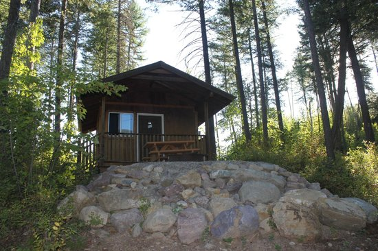 Timber Wolf Resort: Great little cabin