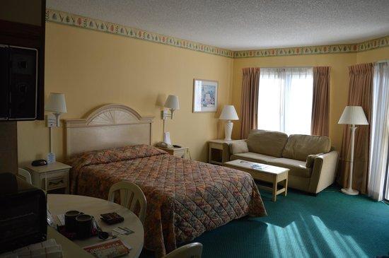 The Enclave Hotel & Suites: Studio Room