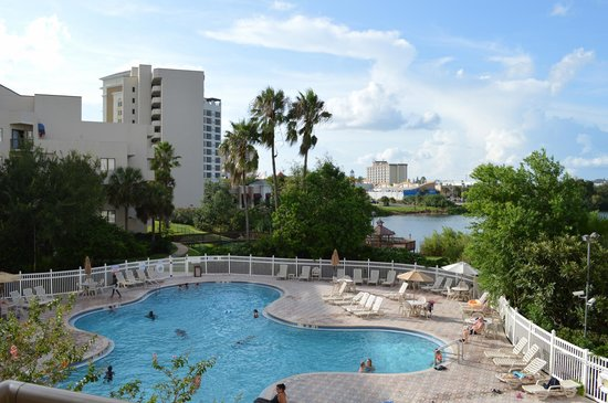 The Enclave Hotel & Suites: View