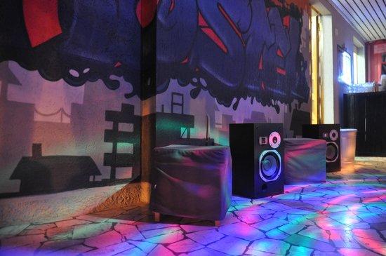 Hotel Ibiza: Mitica Veranda-Bar!