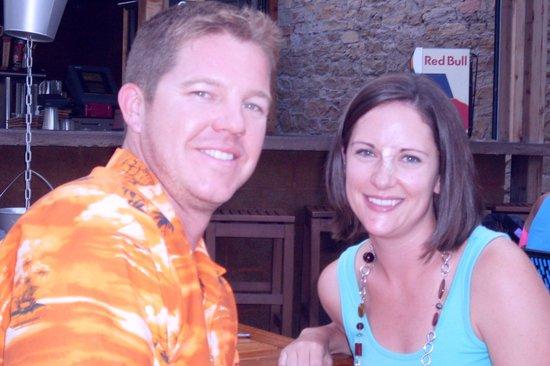 Murphy's Pub & Grill: Owners Jake & Jen
