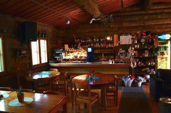 Neljan Tuulen Tupa: Il pittoresco bar