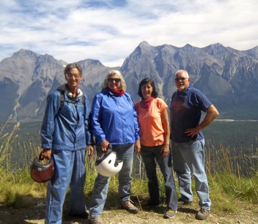 Banff Adventures : Before the accident