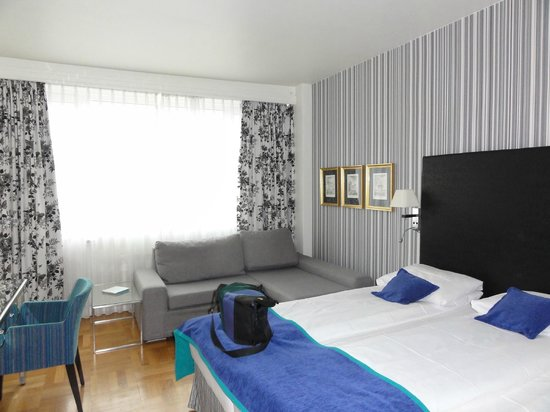 Clarion Collection Hotel Bastion: Unser Zimmer