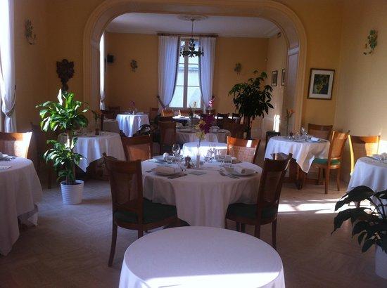 Chateau Pomys : The Restaurant