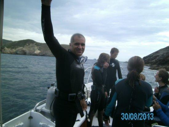 Poseidon Dive Center: Day one