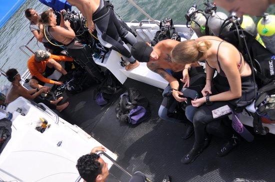 Poseidon Dive Center: Day two