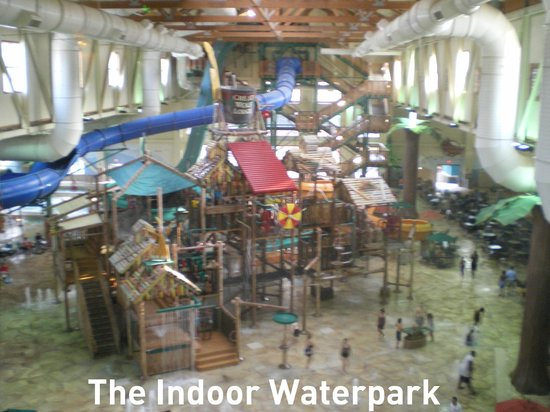 Great Wolf Lodge Williamsburg Food Reviews