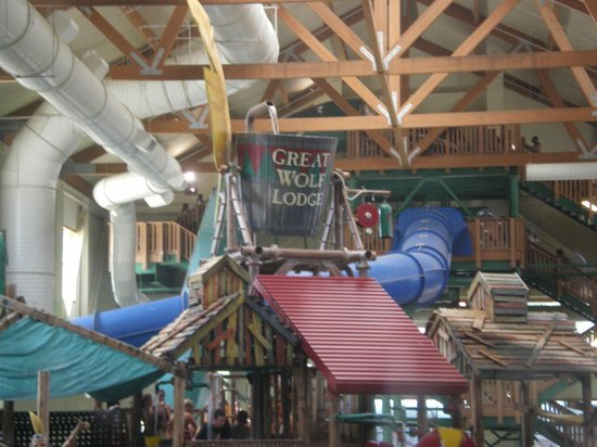 Great Wolf Lodge: More Water Fun