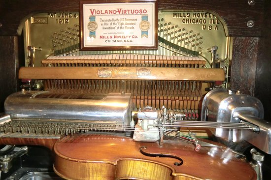 Music House Museum: Violano Virtuoso