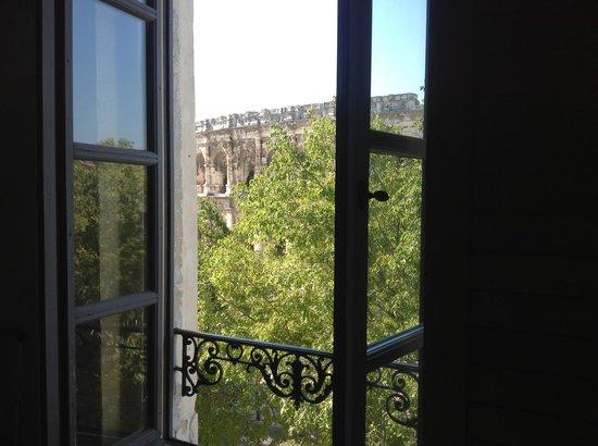 Appart'hotel Odalys Le Cheval Blanc: Vnetana al exterior