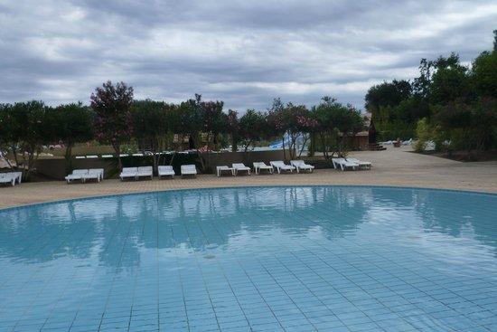 La grande piscine picture of camping le dauphin argeles for Camping boulogne sur mer avec piscine