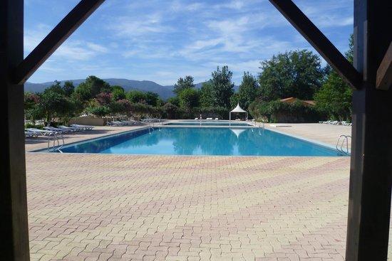 Camping Le Dauphin : la piscine