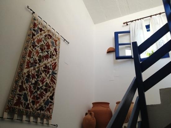 Nostos Studios: interior