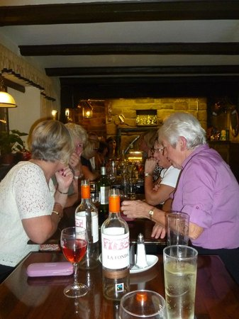 Blacksmiths Arms Inn: Quiz Night in the bar