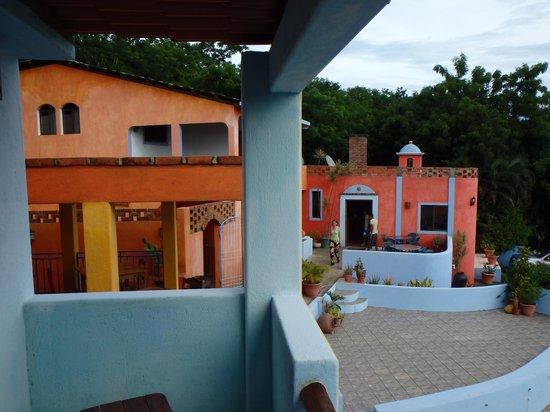 El Jardin Hotel: Beautiful colors
