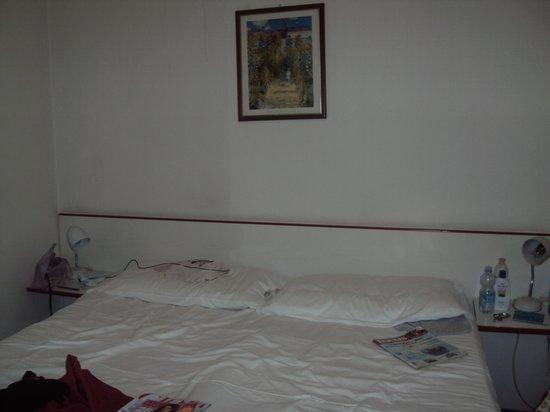 La Vela Hotel: letto