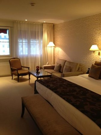 Hotel Bristol: king room 6 floor
