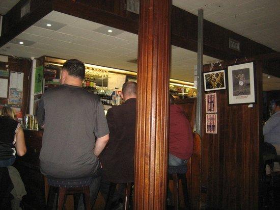Grogan's Castle Lounge: The lounge