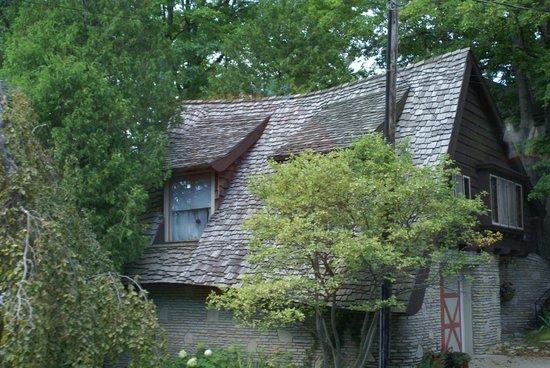 Mushroom Houses of Charlevoix: Mushroom House 101 Grant Street