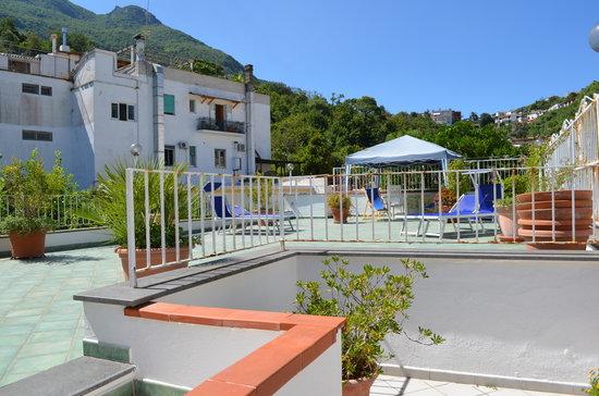 Hotel Casa Mazzella: Sun Terrace