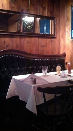 Swingin' Door Exchange: large table