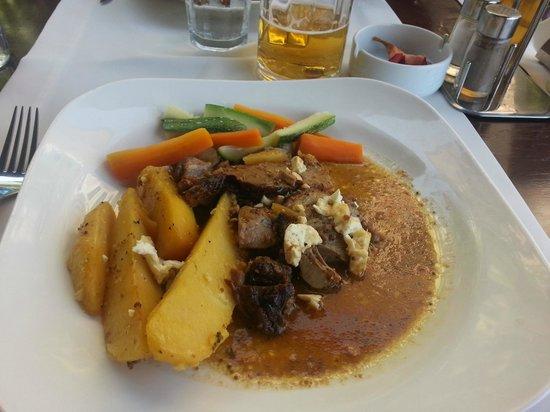 Jannis Restaurant: My kleftiko