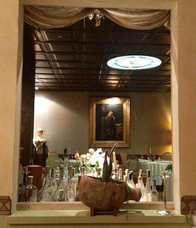 Villa Maria Luigia: Ambiente raffinato