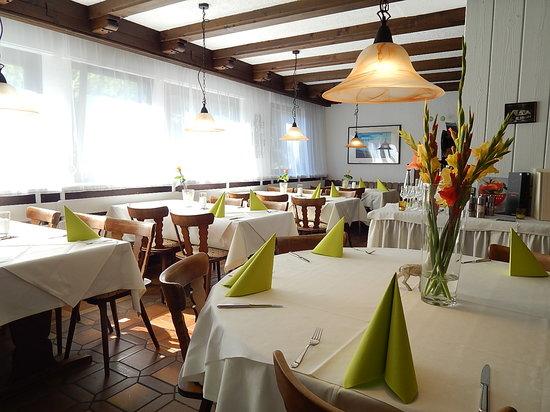 Restaurant Hotel Nachtigall: Restaurant