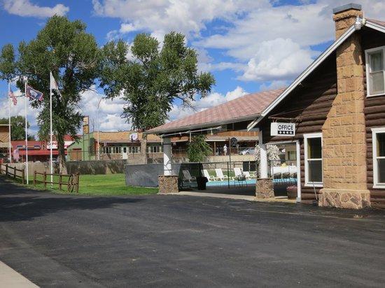 Stagecoach Motor Inn : Office