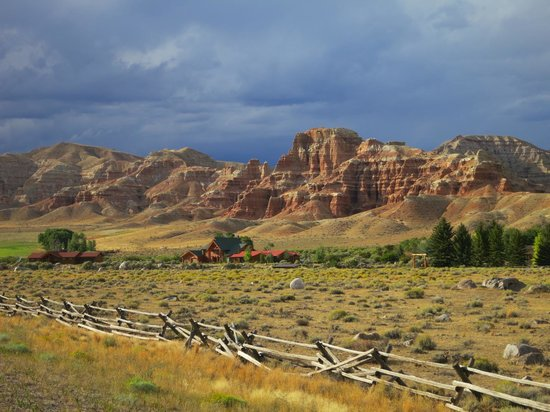 Stagecoach Motor Inn: Amazing Scenery