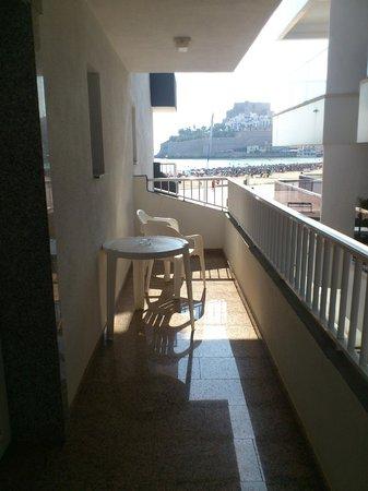 Hotel Arena Prado: Vistas terraza