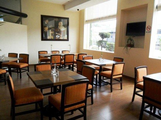 Hotel Harare: Restaurante