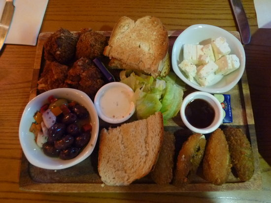 The Squirrel: Picnic Platter