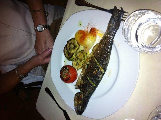 La Placeta Restaurante: Great meal