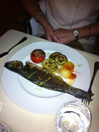 La Placeta Restaurante: Great meal