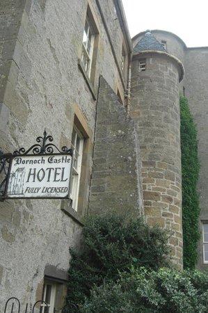 Dornoch Castle Hotel: Outside View