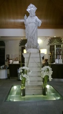 Itaca Hotel Jerez: entrada del hotel