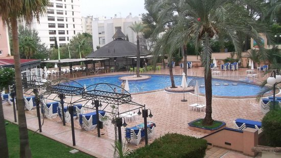 Cabau Aquasol: pool