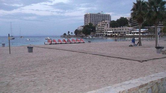 Cabau Aquasol: beach