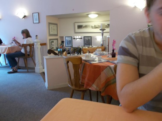 Hotel van Onna: breakfast