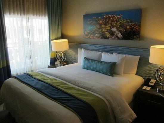 Orchid Key Inn : Bedroom