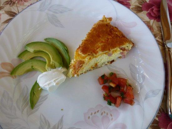 Yamhill, Oregón: A Wonderful breakfast