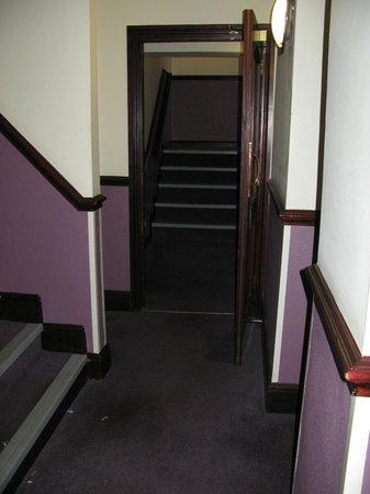 Premier Inn Stroud Hotel: Corridors in the Stroud Premier Inn