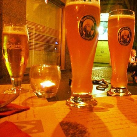 Locanda del Melarancio : Una birra in compagnia