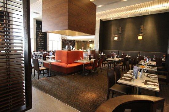 Hilton Garden Inn Santiago Airport: Dinning area