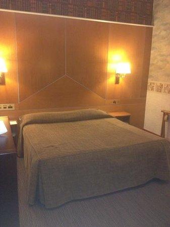 Hotel D'Este: letto matrimoniale molto buono