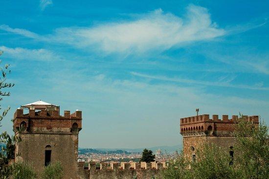 A Casa di Olivo: Veduta cupola duomo Firenze 1