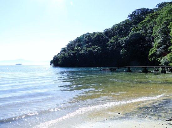 Pousada Paloma: Estas a metros de esta Playa!