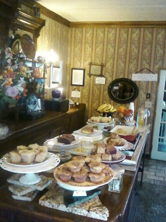 Gunn House Hotel: Great breakfast!!